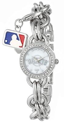 "Game Time Women's MLB-CHM-SF ""Charm"" Watch - San Francisco Giants"