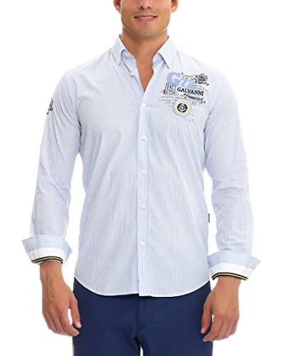 GALVANNI Camisa Hombre Kenneth