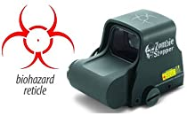 EoTech XPS2-Z Zombie Stopper Holographic Weapon Sight Mounted Magnifier, Dark Green Finish