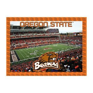 Oregon State Beavers Jigsaw Puzzle - 1