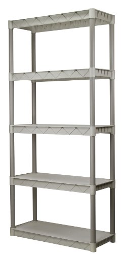 Images for Plano Molding 9045-99 5 Shelf Utility Shelving