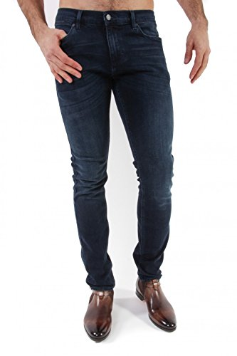 7-for-all-mankind-ronnie-jeans-uomo-blu-38