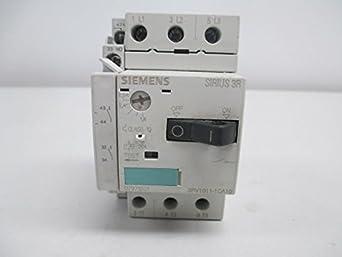New Siemens 3rv1011 1ca10 Sirius 3r 1 8 2 5a Manual Motor