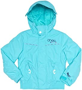 O'Neill Jewel Girls Jacket Island Blue 12 years