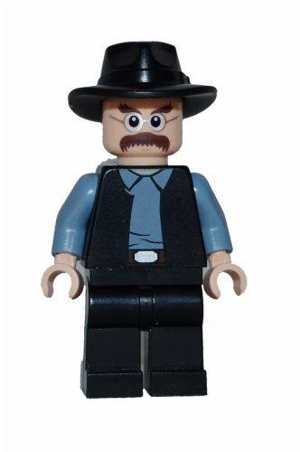 Lego Walter White Gangster (Custom)- Breaking Bad- Heisenberg - 1