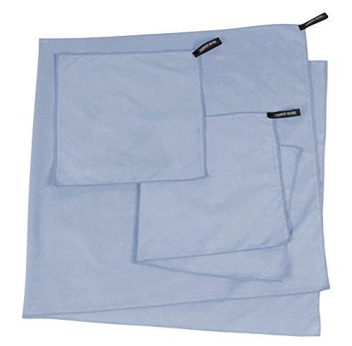 Microfiber Travel Towel Set 3 Piece With Large 30 X 60
