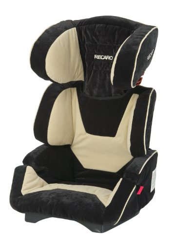 Recaro Vivo High Back Booster Car Seat, Midnight Desert Micofiber