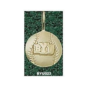 Brigham Young University BYU Baseball - 10K Gold by Logo Art