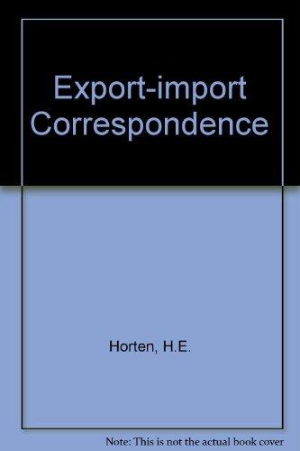 Export-import Correspondence