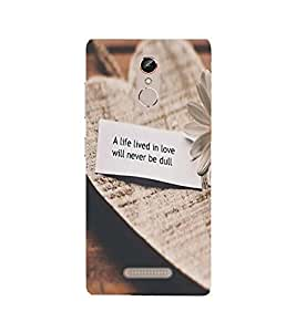 perfect print back cover for Gionee S6S