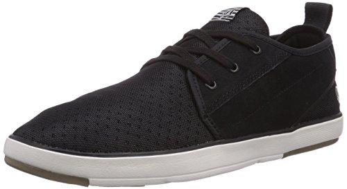 Volcom Vaper Shoe, Scarpe da skateboard uomo, Nero (Schwarz (Black Destructo / Bkd)), 41