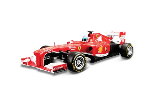 Maisto R/C 1:24 Scale Ferrari F138 Radio Control Vehicle (Colors May Vary)