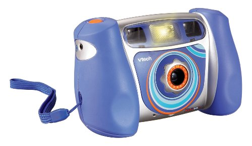 Vtech Kidizoom Plus Digital Camera - Blue front-899569