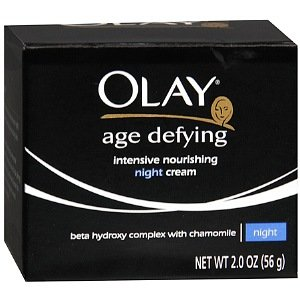 Olay Age Defying Classic Night Cream, 2 Ounce ...
