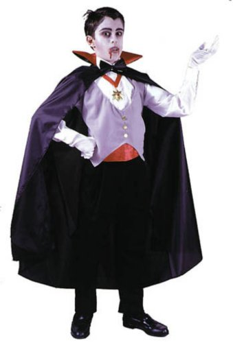 Classic Vampire Child Kids Boys Costume