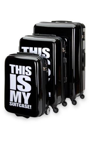 Trolley Koffer Set 3 tlg. – STATEMENT – von SuitSuit