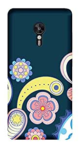 WOW Printed Designer Mobile Case Back Cover For Lenovo ZUK Z2 Pro