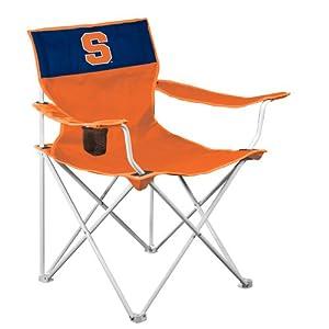 Buy NCAA Syracuse Orangemen Folding Canvas Chair by Logo Chair Inc.