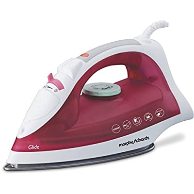 Morphy Richards Glide 1250-Watt Steam Iron
