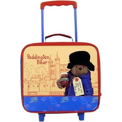 Paddington Bear Trolley Suitcase