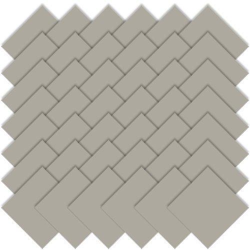 Moda Bella Solids Silver 9900-183 Charm Pack, 42 5-inch Cotton Fabric Squares