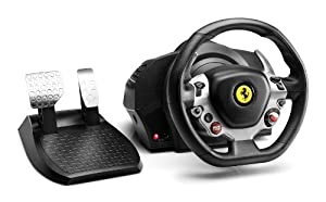 Thrustmaster TX Racing Wheel Ferrari 458 Italia Edition from Thrustmaster VG