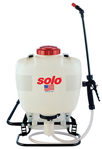 Solo 425 4-Gallon Professional Piston Backpack Sprayer (High Pressure Tree Sprayer compare prices)