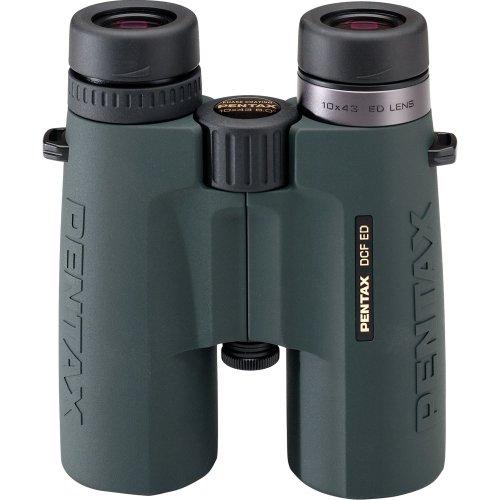The Amazing Quality Pentax 10 X 43 Dcf Ed Series Binoculars