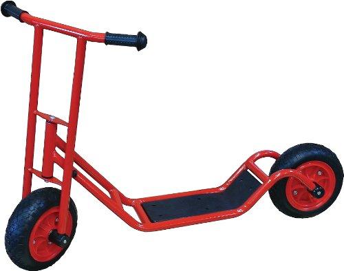 l wenherz roller 50601 kinder roller klein ab 4 jahre ultimativer stabiler scooter lenkerh he. Black Bedroom Furniture Sets. Home Design Ideas
