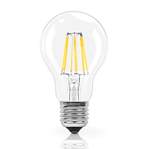 Sunseed garanzia italiana 24 mesi e27 8w lampadina led for Lampadine led economiche