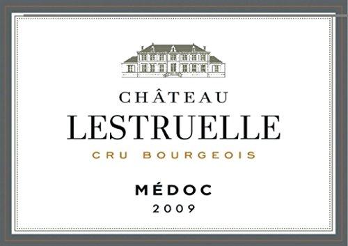 2009 Chateau Lestruelle Cru Bourgeois Medoc Bordeaux Rouge 750 Ml