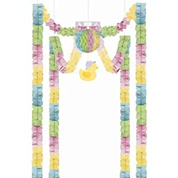Baby Nursery All In One Decorating Kit