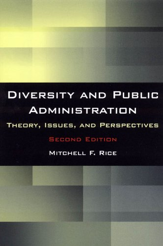 Diversity and Public Administration: Theory, Issues, and...