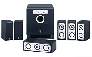 Yamaha NS-P436 6.1 Channel Home Theater Speaker System (Discontinued by Manufacturer)