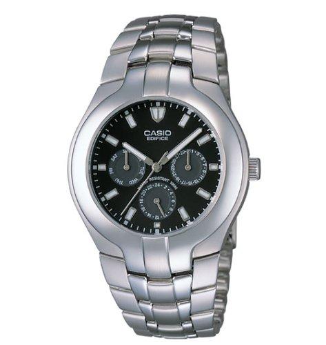Casio Mens Multifunction Analog Bracelet Watch #EF304D-1AV