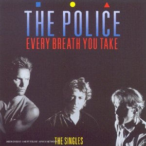 Every Breath You Take: The Singles artwork