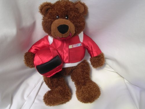 Nascar Teddy Bear Plush Toy 17