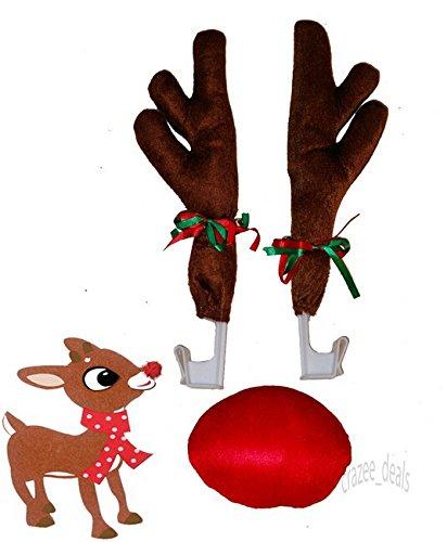 Reind (Reindeer Car Costume)