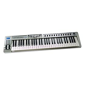 evolution midi keyboards