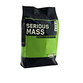 Optimum Nutrition Serious Mass Gainer Protein 12lb | Lowest Price