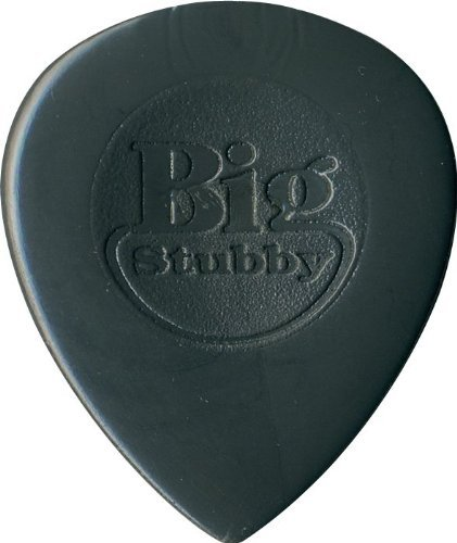 Dunlop Big Stubby Picks, 2.0Mm