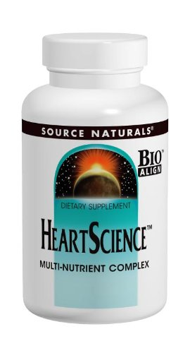 Source Naturals Heart Science, 120 Tablets