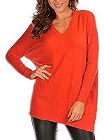 MADEMOISELLE LOLA Jersey Paula (Naranja)