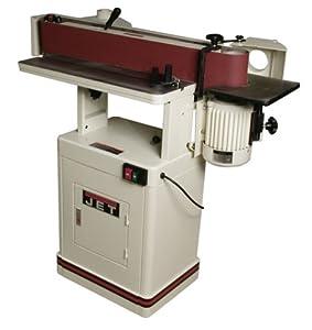JET 708447 OES-80CS 6-Inch 1-1/2-Horsepower Oscillating Edge Sander, 115/230-Volt 1-Phase