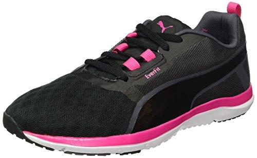 pumapulse-flex-xt-ft-scarpe-sportive-outdoor-donna-nero-noir-black-periscope-sharp-green-40