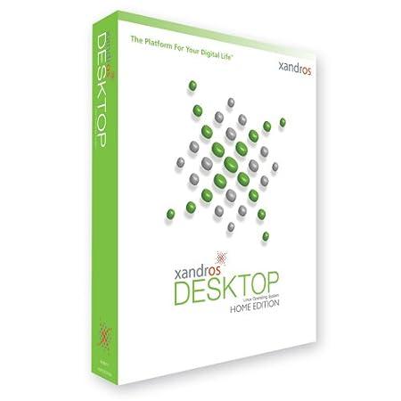 Xandros Desktop Home Edition V4
