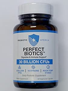Perfect Biotics Digestive and Immune Support 30ct