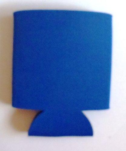 200 Premium Blank Beverage Koozies (Royal Blue) front-1013903