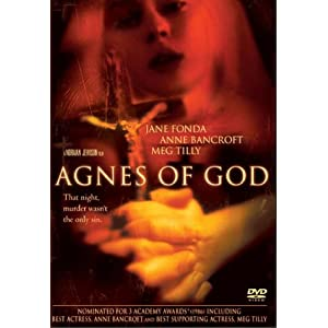 Amazon.com: Agnes of God: Jane Fonda, Anne Bancroft, Meg Tilly ...