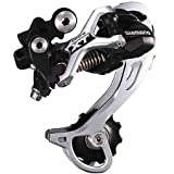 SHIMANO SGS Top Normal Shadow Rear Derailleur (Color: Silver, Tamaño: 9 Speed)